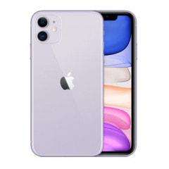 【SIMロック解除済】Softbank iPhone11 A2221 (MWM52J/A) 128GB パープル