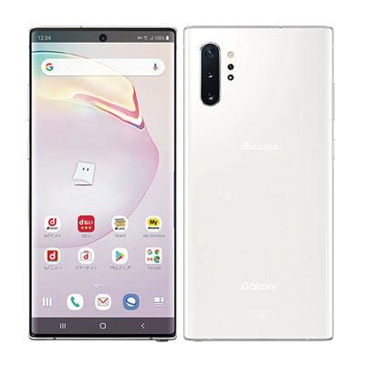 イオシス|【SIMロック解除済】docomo Galaxy Note10+ (Plus) SC-01M Aura White