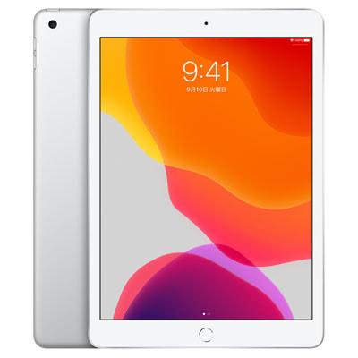 イオシス|【SIMロック解除済】【第7世代】SoftBank iPad2019 Wi-Fi+Cellular 32GB シルバー MW6C2J/A A2198