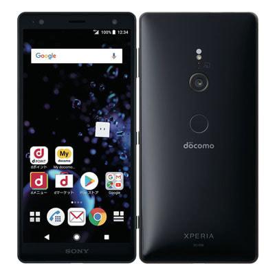 イオシス|【SIMロック解除済】【ネットワーク利用制限▲】docomo Sony Xperia XZ2 SO-03K Liquid Black