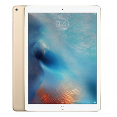 【SIMロック解除済】【第1世代】au iPad Pro 9.7インチ Wi-Fi+Cellular 32GB ゴールド MLPY2J/A A1674