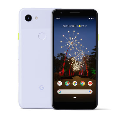 イオシス|SoftBank Google Pixel3a G020H [Purple-ish 64GB]
