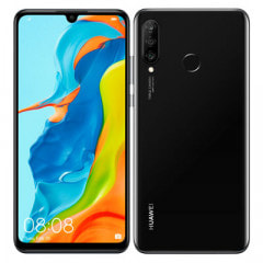 HUAWEI P30 lite MAR-LX2J HWU36 Midnight Black 【UQ版】