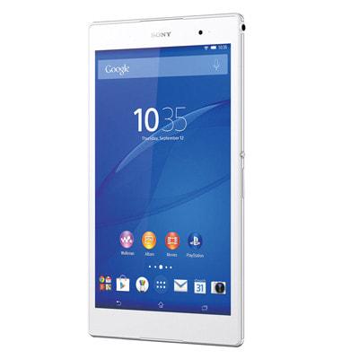 イオシス|Sony Xperia Z3 Tablet Compact (SGP611JP/W) Wi-Fiモデル 16GB White【法人モデル】