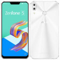 ASUS Zenfone5 (2018) Dual-SIM ZE620KL【Moonlight White  64GB 楽天版 SIMフリー】画像