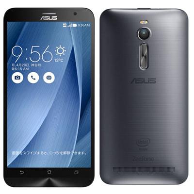 イオシス|ASUS ZenFone2 (ZE551ML-GY32S4) 32GB Gray【RAM4GB 国内版 SIMフリー】