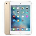 【SIMロック解除済】【第4世代】au iPad mini4 Wi-Fi+Cellular 128GB ゴールド MK782J/A A1550