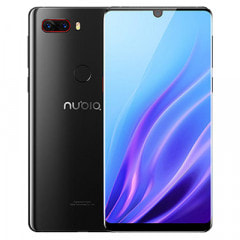 Nubia Z18 Dual-SIM  【Black 8GB 128GB 中国版 SIMフリー】