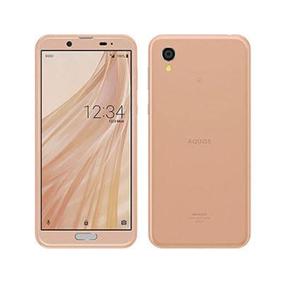 イオシス|UQmobile AQUOS sense2 SHV43 Pink Gold