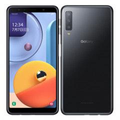 Samsung Galaxy A7 SM-A750C Black 【楽天版 SIMフリー】