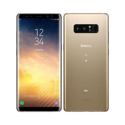 イオシス|au Galaxy note8  SCV37 Maple Gold