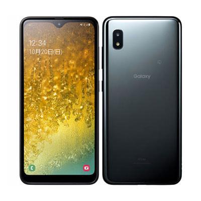 イオシス|au Galaxy A20 SCV46 ブラック