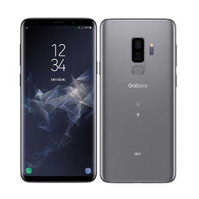 イオシス|au Galaxy S9+ (Plus) SCV39 Titanium Gray
