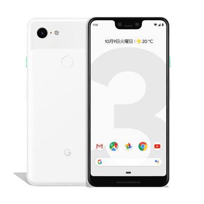 イオシス|【SIMロック解除済】【ネットワーク利用制限▲】 docomo Google Pixel3 XL G013D [Clearly  White 128GB]