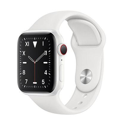 イオシス|Apple Watch Edition Series5 40mm GPS+Cellularモデル MWQF2J/A+MTP52FE/A A2156【ホワイトセラミックケース/ホワイトスポーツバンド】