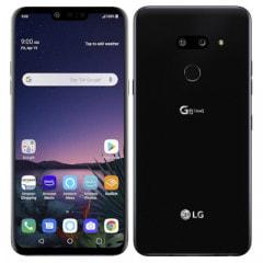LG G8 ThinQ LM-G820UM  [128GB New Aurora Black 海外版 SIMフリー]
