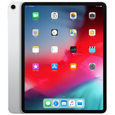 イオシス|【SIMロック解除済】【ネットワーク利用制限▲】【第3世代】SoftBank iPad Pro 12.9インチ Wi-Fi+Cellular 64GB シルバー MTHP2J/A A1895
