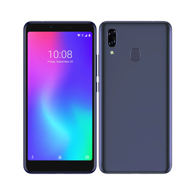 イオシス|【ネットワーク利用制限▲】Y!mobile Libero S10 901ZT ネイビー