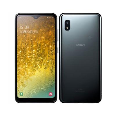 イオシス|【SIMロック解除済】au Galaxy A20 SCV46 ブラック