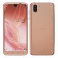 【ネットワーク利用制限▲】SoftBank AQUOS R2 706SH Pink Gold