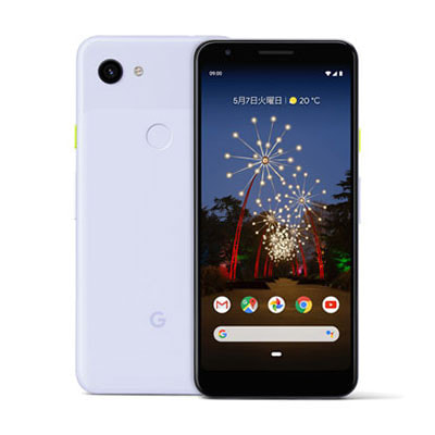 イオシス|【ネットワーク利用制限▲】SoftBank Google Pixel3a XL G020D【Purple-ish 64GB]