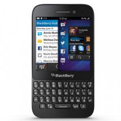 BlackBerry Q5 LTE SQR100-2 (RFS121LW) Black【海外版 SIMフリー】