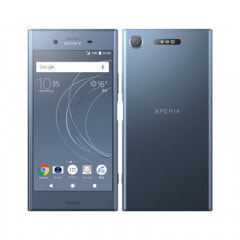 【SIMロック解除済】Softbank Xperia XZ1 701SO Moonlit Blue
