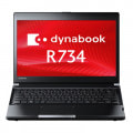 【Refreshed PC】dynabook R734/M 734JJP6【Core i5(2.7GHz)/8GB/500GB/Win10Pro】