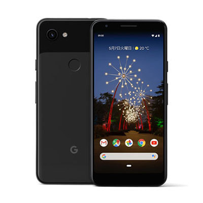イオシス|SoftBank Google Pixel3a XL G020D【Just Black 64GB]
