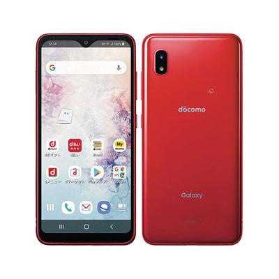 イオシス|docomo Galaxy A20 SC-02M Red