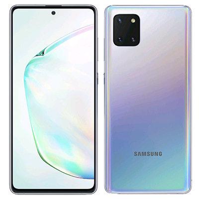 イオシス|Samsung Galaxy Note10 Lite Dual-SIM SM-N770FD【Aura Glow 8GB 128GB 海外版 SIMフリー】