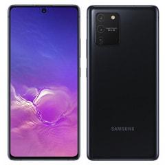 Samsung Galaxy S10 Lite Dual-SIM SM-G770FD【Prism Black 8GB 128GB 海外版 SIMフリー】【ACアダプタ欠品】