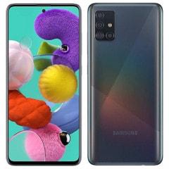 Samsung Galaxy A51 Dual-SIM SM-A515FD【Prism Crush Black 6GB 128GB 海外版 SIMフリー】