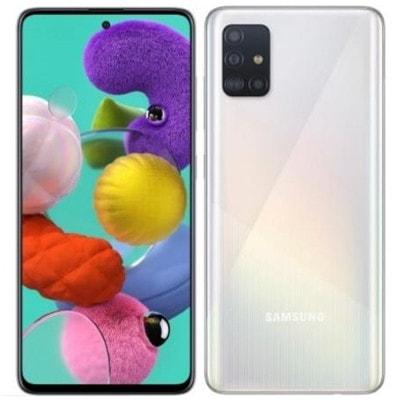イオシス|Samsung Galaxy A51 Dual-SIM SM-A515FD【Prism Crush White 6GB 128GB 海外版 SIMフリー】