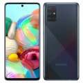 Samsung Galaxy A71 Dual-SIM SM-A715FD【Prism Crush Black 8GB 128GB 海外版 SIMフリー】【ACアダプタ欠品】