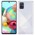 Samsung Galaxy A71 Dual-SIM SM-A715FD【Prism Crush Silver 8GB 128GB 海外版 SIMフリー】
