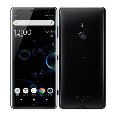 イオシス au Xperia XZ3 SOV39 Black
