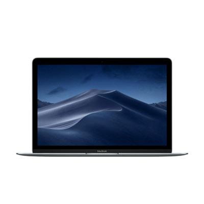 イオシス|MacBook 12インチ MNYF2J/A Mid 2017 スペースグレイ【Core m3(1.2GHz)/8GB/256GB SSD】