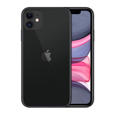 イオシス|【SIMロック解除済】docomo iPhone11 A2221 (MWM02J/A) 128GB ブラック