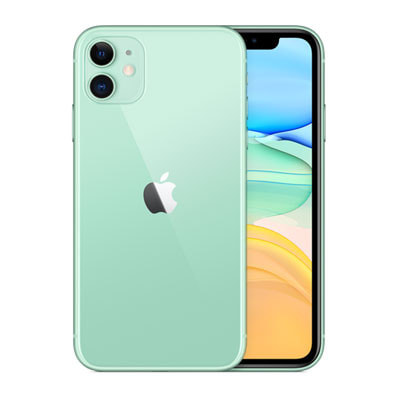 イオシス|【SIMロック解除済】docomo iPhone11 A2221 (MWLY2J/A) 64GB グリーン