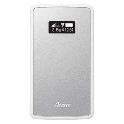 イオシス|Aterm PA-MP02LN モバイルルーター メタリックシルバー