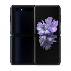 Samsung Galaxy Z Flip SM-F700FD Mirror Black【8GB 256GB 海外版 SIMフリー】