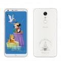【SIMロック解除済】docomo Disney Mobile on docomo DM-01K White