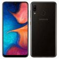 au Galaxy A20 SCV46 ブラック