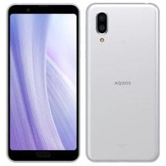 AQUOS sense3 plus SH-RM11 White【楽天版 SIMフリー】