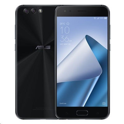 イオシス ASUS Zenfone4 Dual-SIM ZE554KL-BK64S6 64GB RAM6GB Midnight Black【mineoSIMフリー】