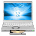 Let's note SZ5 CF-SZ5ADCVS【Core i5(2.4GHz)/4GB/320GB HDD/Win10Pro】