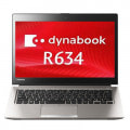 【Refreshed PC】dynabook R634/M PR634MEA63BAD71【Core i5(1.7GHz)/4GB/128GB SSD/Win10Pro】