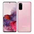 Samsung Galaxy S20 5G Dual-SIM SM-G9810【Cloud Pink 12GB 128GB 海外版 SIMフリー】【ACアダプタ欠品】
