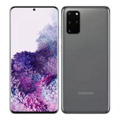 Samsung Galaxy S20+(Plus) 5G Dual-SIM SM-G9860【Cosmic Gray 12GB 128GB 海外版 SIMフリー】【ACアダプタ欠品】
